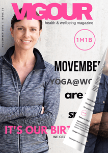 1M1B's very own wellness magazine!  –VIGOUR–